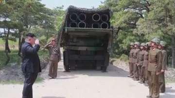 Северна Корея отново е изстреляла снаряда