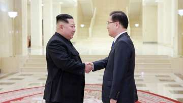 Лидерите на двете Кореи се разбраха за историческа среща на върха през април