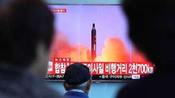 Мей и Тръмп се съгласиха, че Китай трябва да окаже натиск на Северна Корея