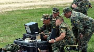 Нова система за управление на артилерията тестваха на военното учение в Корен