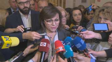 Политически реакции след решението на президента да не подпише указа за Гешев