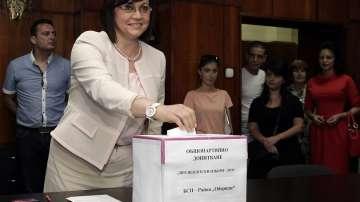 Левицата с обща кандидатура на президентските избори