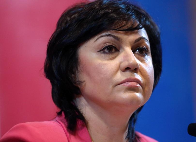 Корнелия Нинова: БСП ще продължи да се бори за преизчисляване на всички пенсии