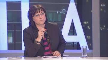 Корнелия Нинова: Вотът на недоверие е проевропейско поведение
