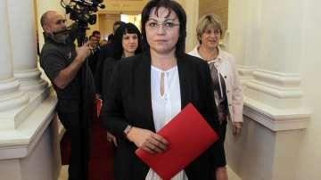 От БСП внесоха първия вот на недоверие към кабинета Борисов 3