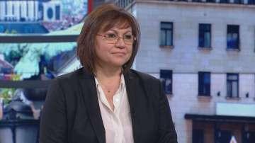 Корнелия Нинова: Българите наказаха всички партии с негласуване