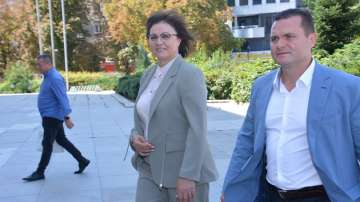 Корнелия Нинова: БСП ще води позитивна кампания
