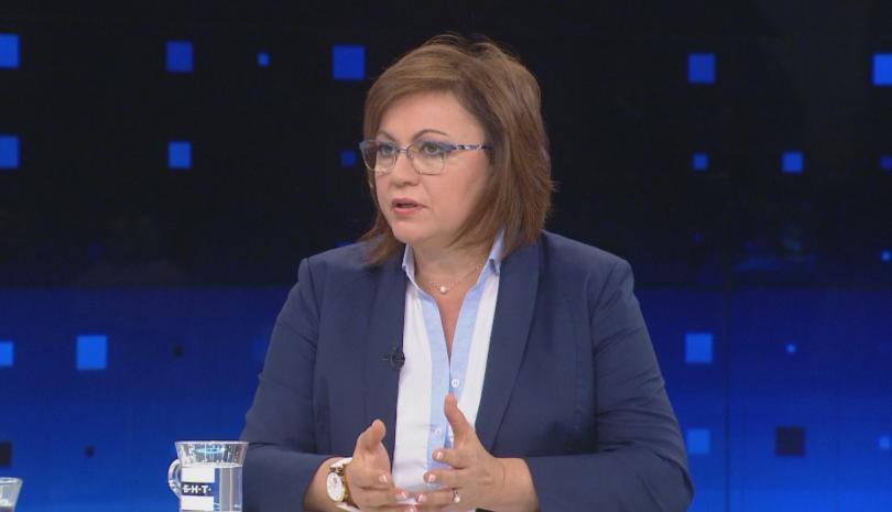 Подкрепата на БСП за Мая Манолова беше с едно условие