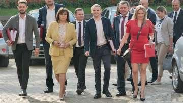 БСП за България се регистрира за местните избори