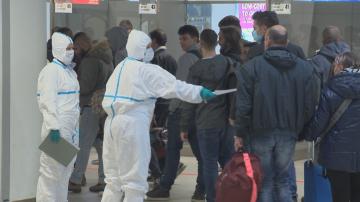 Мерки срещу коронавируса: Термокамери работят на двата терминала на Летище София