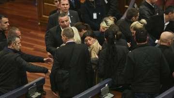Само чуждестранни съдии в Специалния съд за военните престъпления в Косово