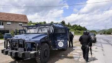 Мащабна операция на полицията в Северно Косово