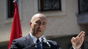 Косовският премиер замина на изслушване в Хага