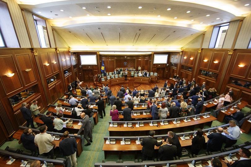Косовските депутати гласуваха за разпускане на парламента. Решението беше взето