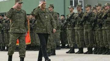 Парламентът на Косово гласува за създаването на армия от 5000 души