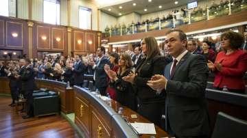Косовският парламент прие платформа за преговори със Сърбия