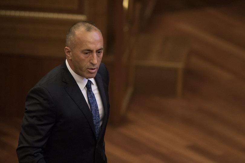 Премиерът на Косово - Рамуш Харадинай подаде оставка. Причината -