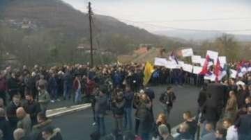 Напрежението между Сърбия и Косово ескалира след въведените мита