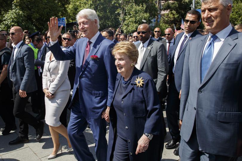 снимка 1 Отбелязаха 20 г. от разполагането на сили на НАТО в Косово