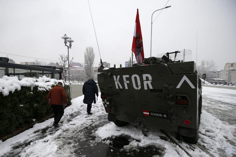 снимка 2 Парламентът на Косово гласува за създаването на армия от 5000 души