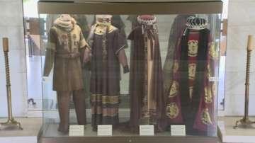 Облекла от снимачната площадка на българското кино в НИМ