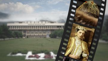 Експозиция на костюми от българското кино в Националния исторически музей