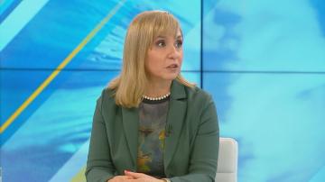 Ковачева: Кризисните центрове са общо 13 за цялата страна, в София е само един