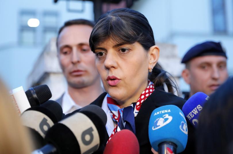 Румънката Лаура Кьовеши вече официално е първият Европейски главен прокурор,