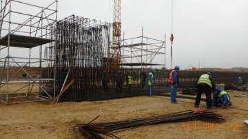 Рухнало метално скеле е довело до фаталния инцидент в Козлодуй (СНИМКИ)