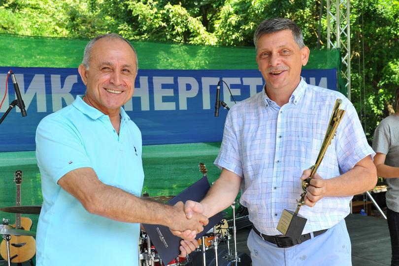 """Дариуш Новак, ръководител на направление """"Инженерно осигуряване"""" на АЕЦ"""