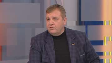 Каракачанов: Бихме се опитали да съставим кабинет с много ясна програма