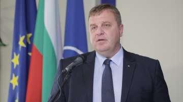 Каракачанов: България ще увеличи участието си в мисията на НАТО в Ирак