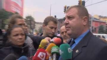 Красимир Каракачанов: Ще има увеличение на заплатите на военнослужещите