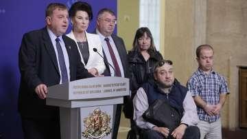 Вицепремиерът Каракачанов иска засилване на контрола на ТЕЛК