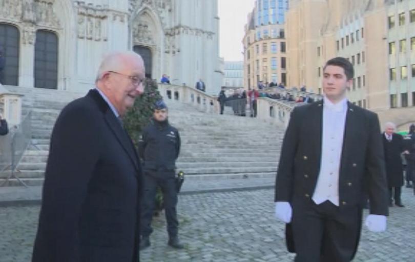 Бившият крал на Белгия Албер Втори се подложи на ДНК тест за бащинство