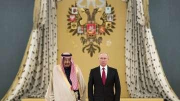 Крал Салман стана първият саудитски монарх с официално посещение в Русия