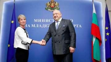 Красен Кралев пое отново Министерството на младежта и спорта