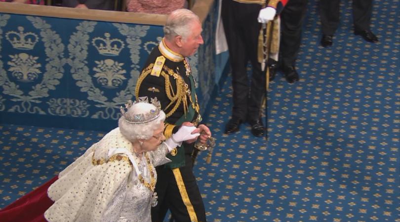 Елизабет II за пореден път спечели всеобщо възхищение със своята