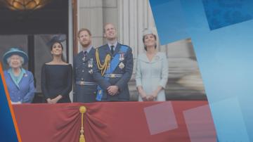 Кралица Елизабет II свиква семейна среща заради случая с Хари и Мегън