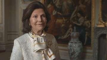 Кралицата на Швеция: Съжителствам с духове