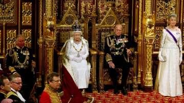 Кралица Елизабет II очерта целите на правителството