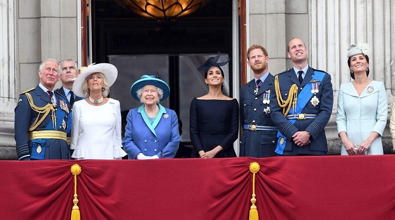 Кралското семейство се събра на извънредна среща за т.нар.