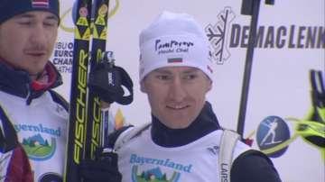 Красимир Анев спечели бронз на Европейското по биатлон