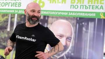 Ултрамаратонецът Краси Георгиев изпълни благотворителната цел - 36 часа...