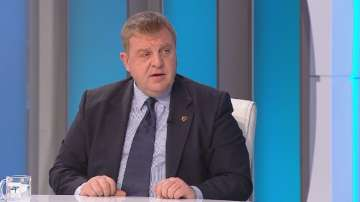 Каракачанов след КСНС: Нека оставим парламента да вземе правилното решение