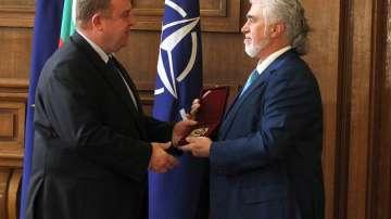 Военното министерство награди заслужили българи в образованието и културата