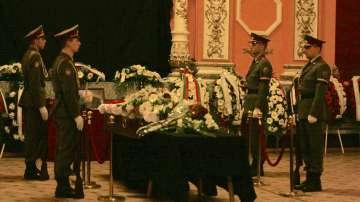 Последно сбогом със собственика на агенция Фокус Красимир Узунов