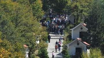 Хиляди се очакват в Кръстова гора за утрешния празник