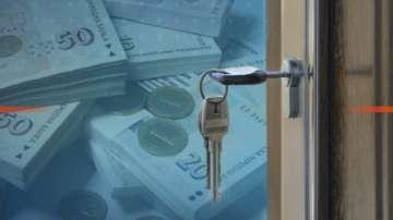 Банките отчитат рекорден за последните 10 години ръст на жилищните кредити