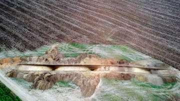 Румънски и германски археолози откриха крепост на 3400 години